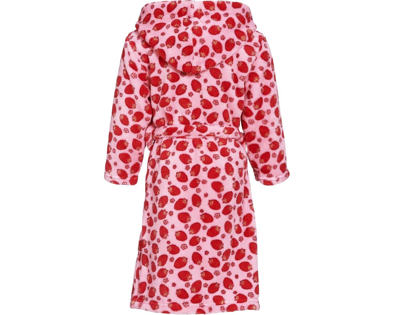 Playshoes Fleece-Bademantel Herzchen Robe de Chambre Fille