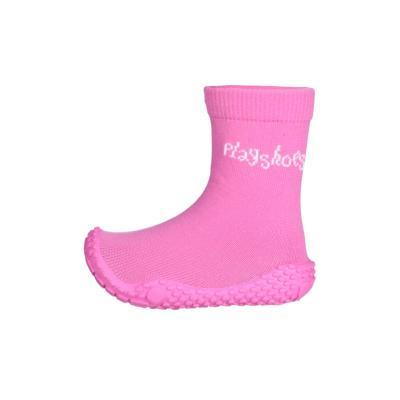 Playshoes Aqua-Socke DIE MAUS Blumen Badeschuh Hausschuh
