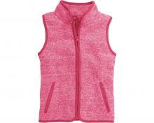 Playshoes Girls Fleece-weste Vest
