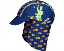 Playshoes UV-Schutz Bade-Set Krokodil Ba/ñador para Beb/és