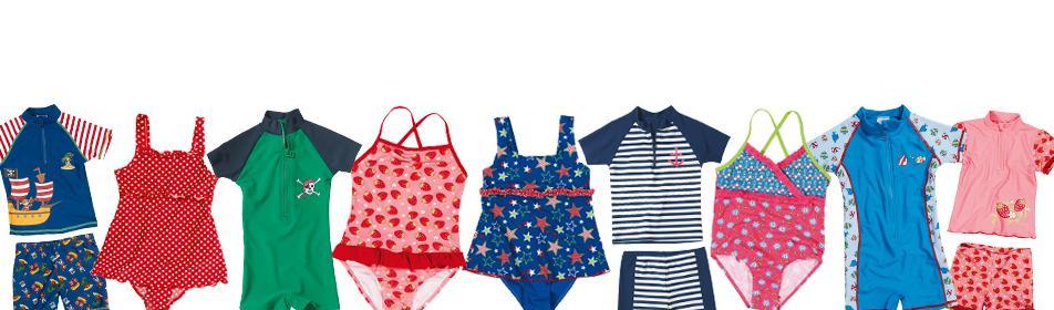 Plavky dětské